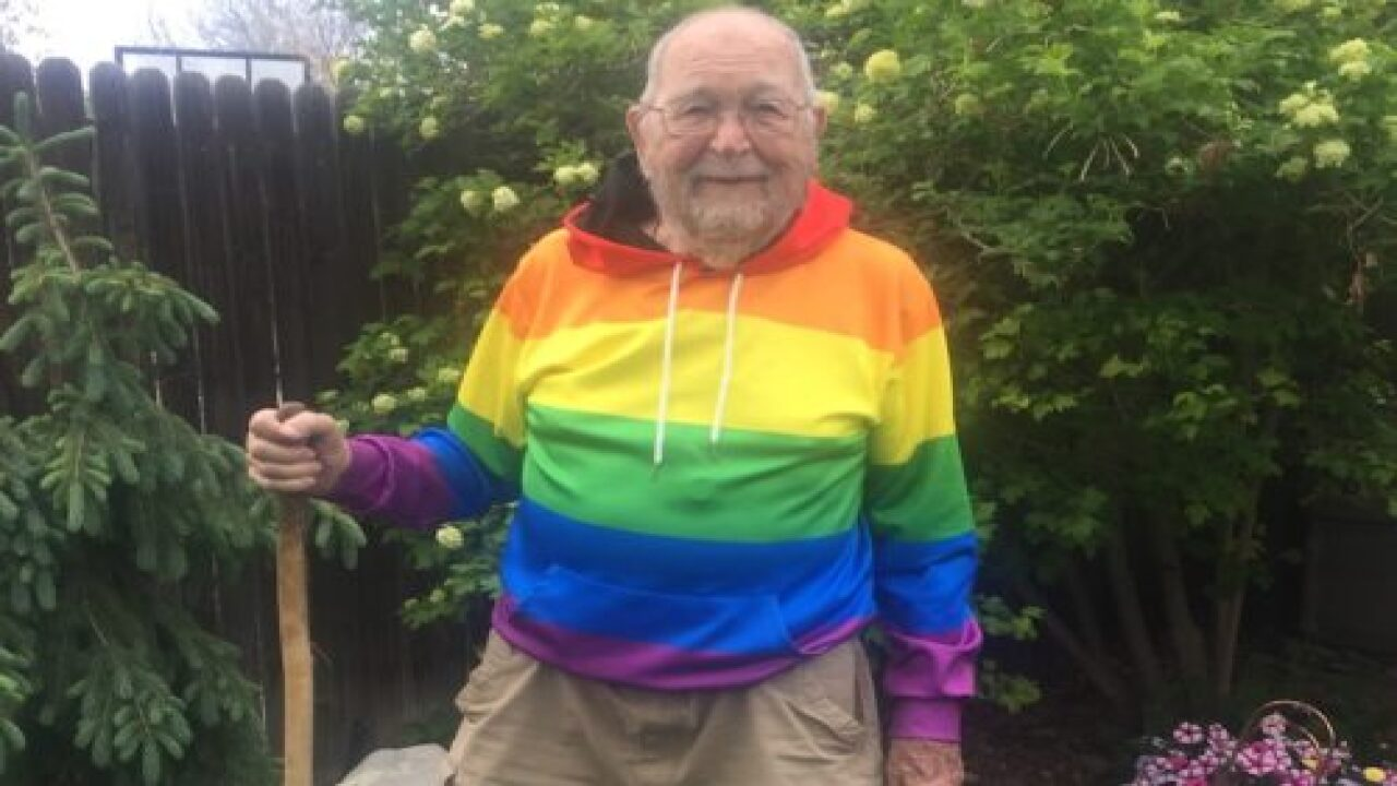 90-year-old Man Came Out As Gay In Facebook Post