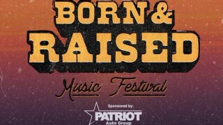 Born & Raised Festival logo