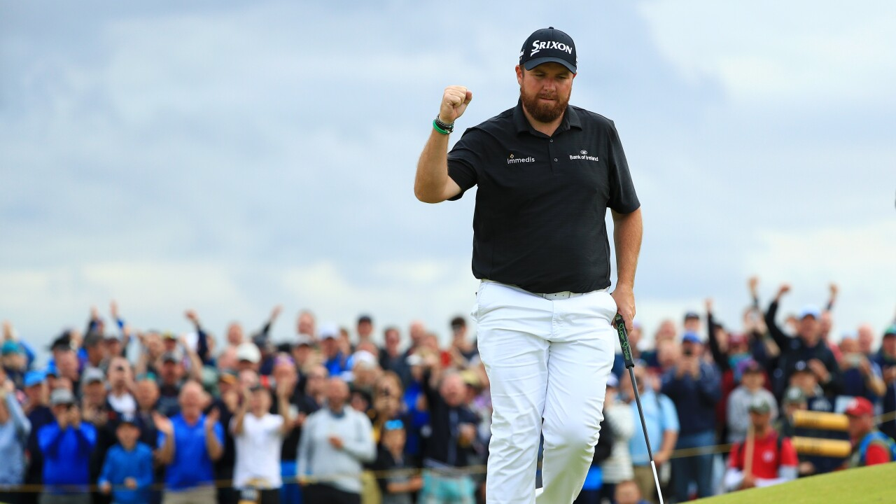 Shane_Lowry_148th Open Championship - Day Three