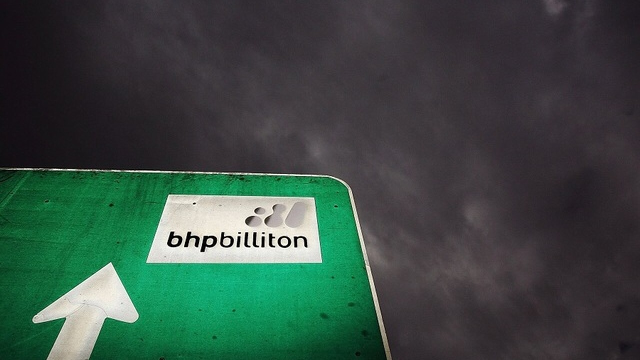 World's biggest miner, BHP Billiton, posts $6.4 billion loss for 2015-16