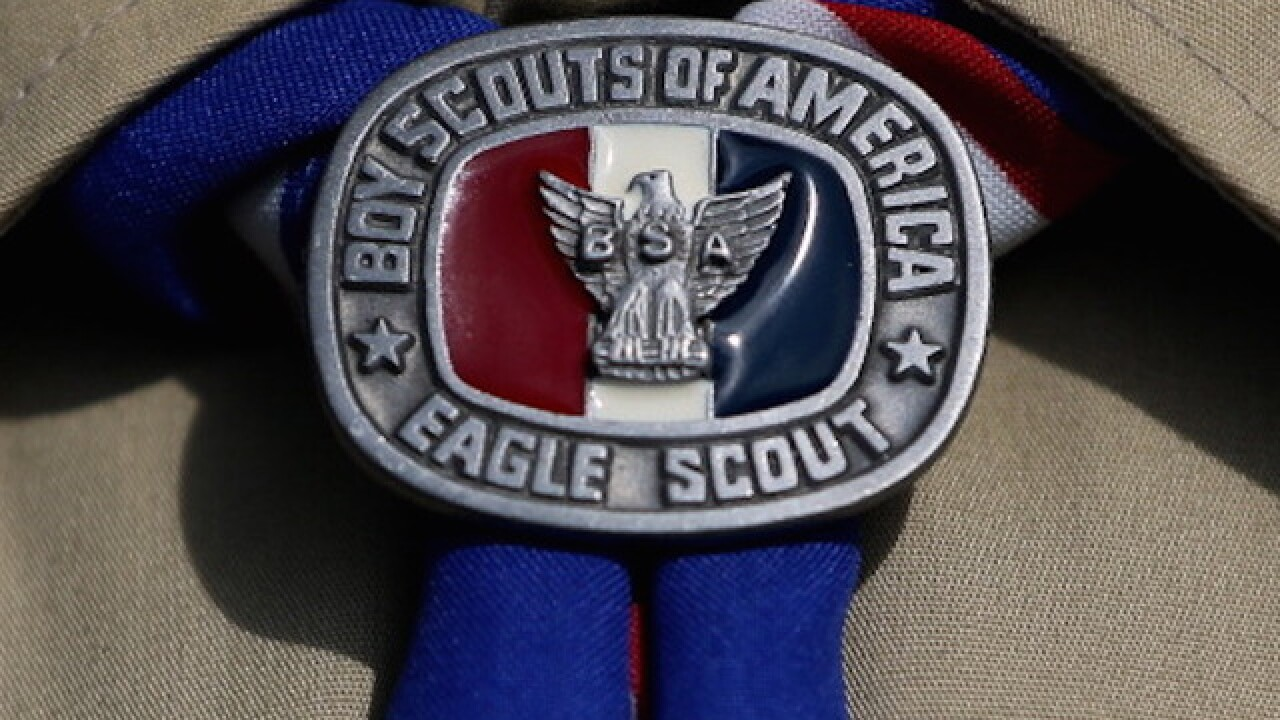 Boy Scout leader: Two killed by falling trees while camping in Minnesota