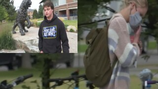 MSU students react to campus mask mandate