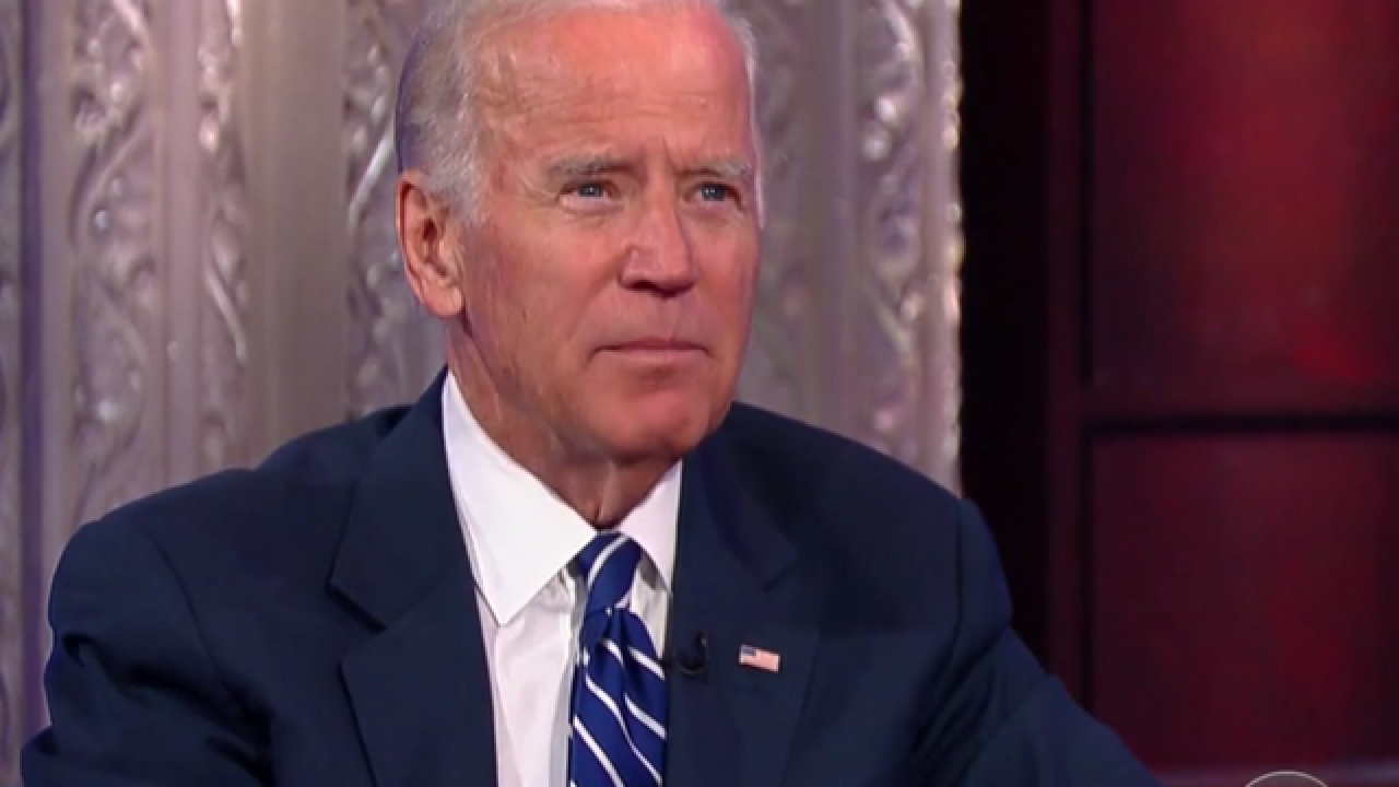 Biden launches Facebook page on World Cancer Day