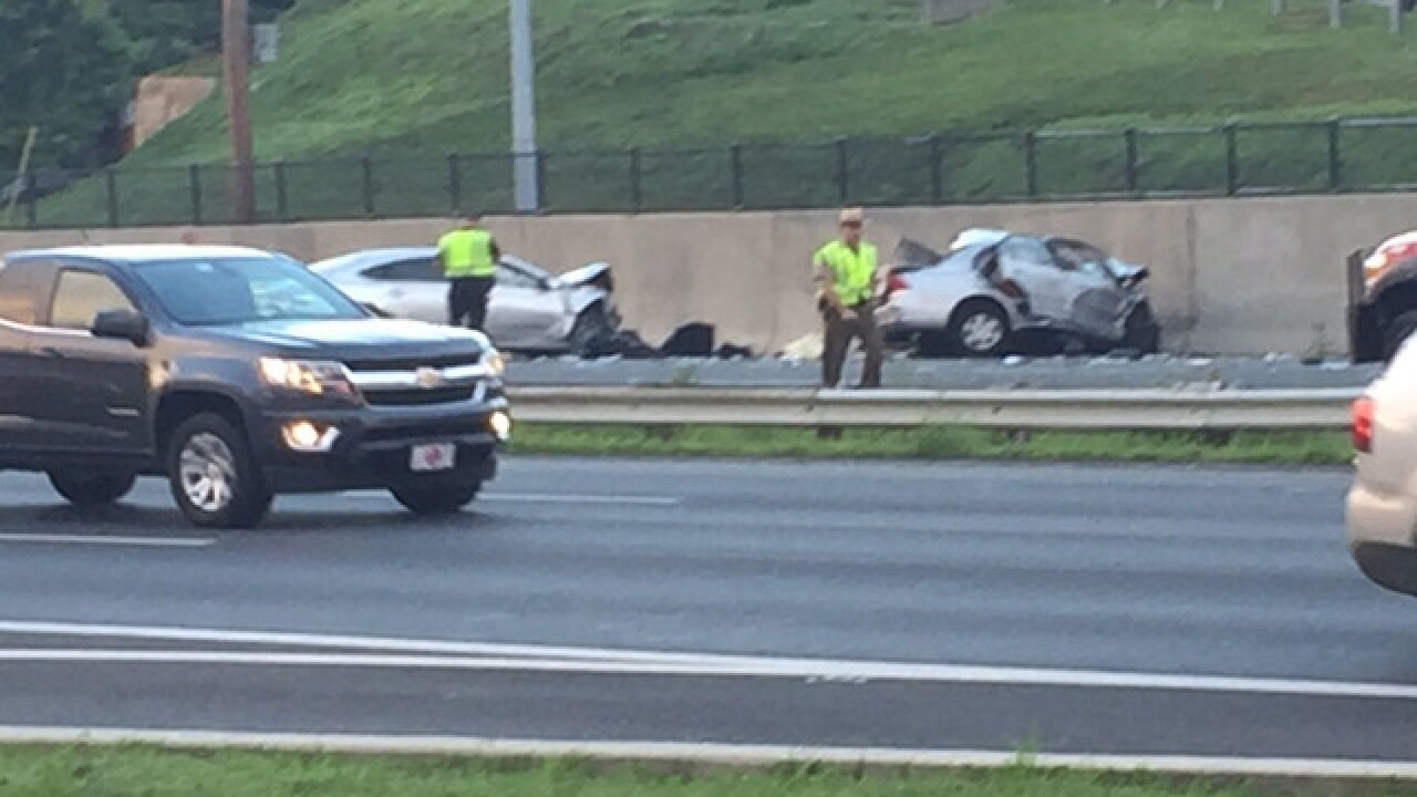 2 dead in possible wrong-way crash on Route 50 in Annapolis
