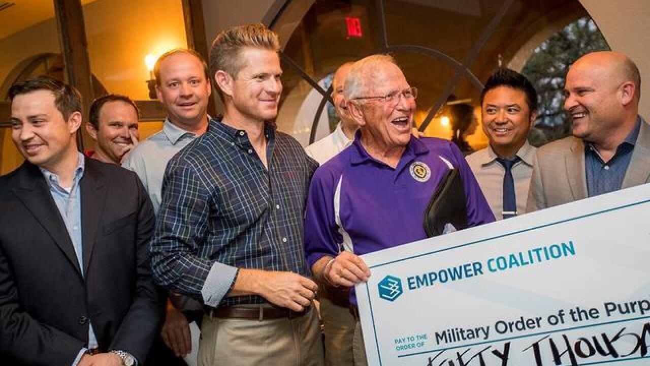 Empower Coalition raises $60K for veterans