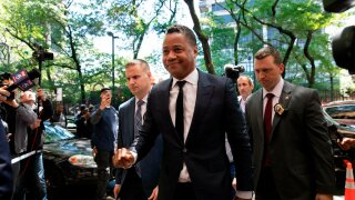 Cuba Gooding Jr. due in court in alleged New York groping incident