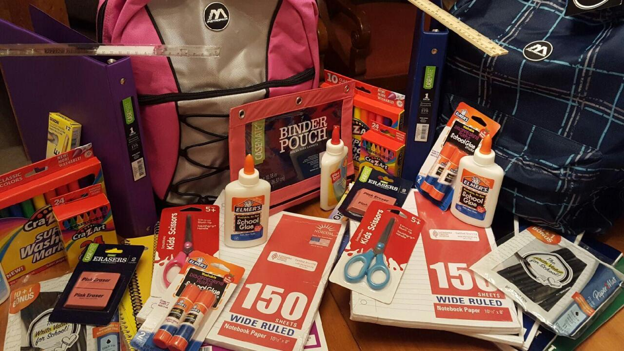 Four ways to save on back-to-schoolshopping