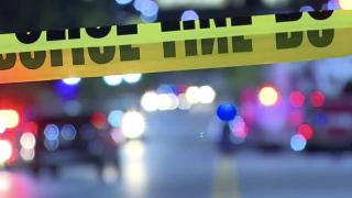 baltimore police generic crime scene