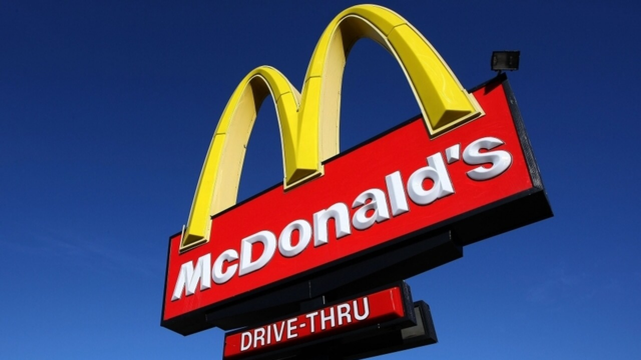 McDonald's is testing walk-through lanes for pedestrians