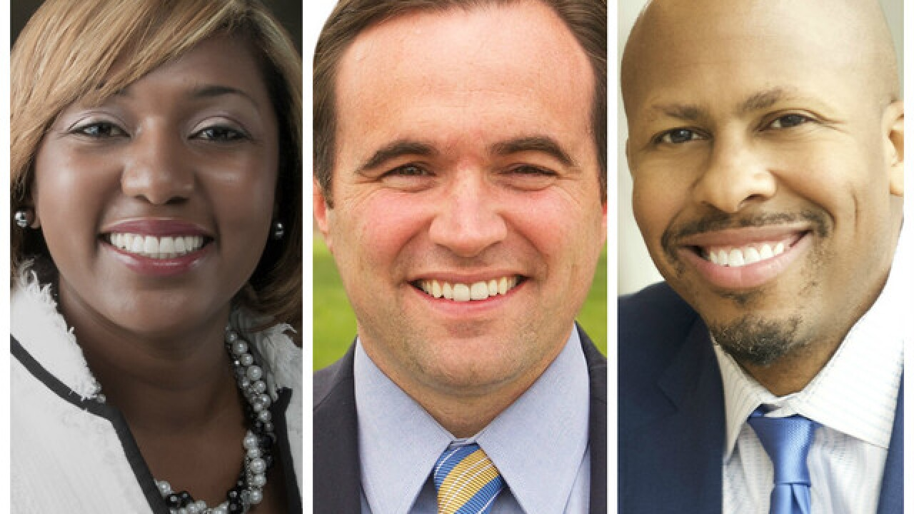 From streetcar to gun violence, what will mayoral candidates discuss at Monday's debate?