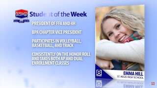 Student of the Week: Emma Hill