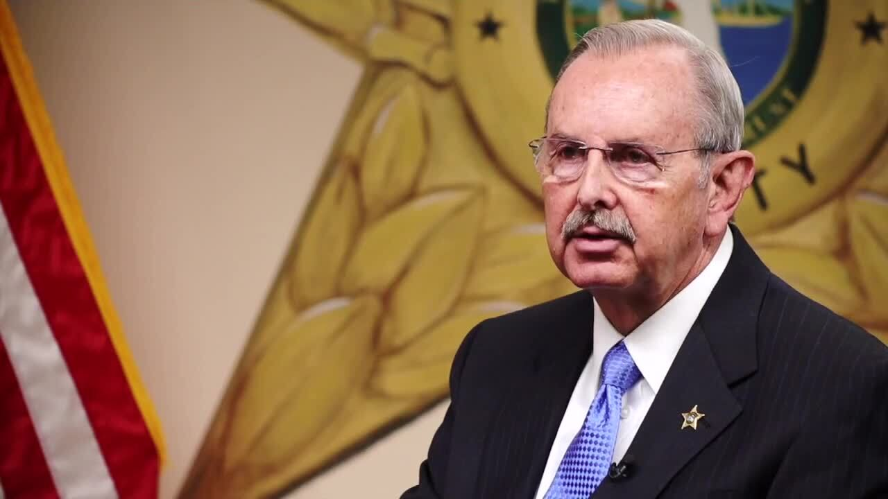 Palm Beach County Sheriff Ric Bradshaw prepared for 2020 election