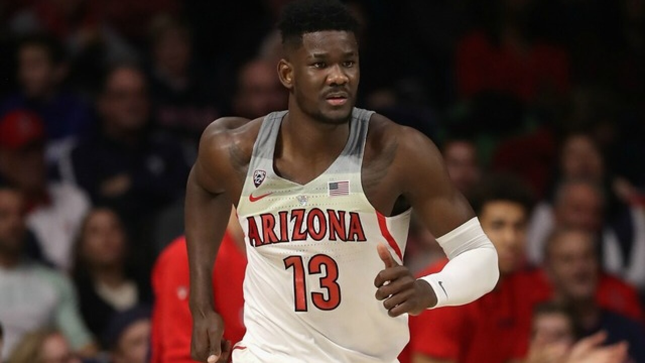Family of Arizona Wildcats star Deandre Ayton 'disgusted' by ESPN report