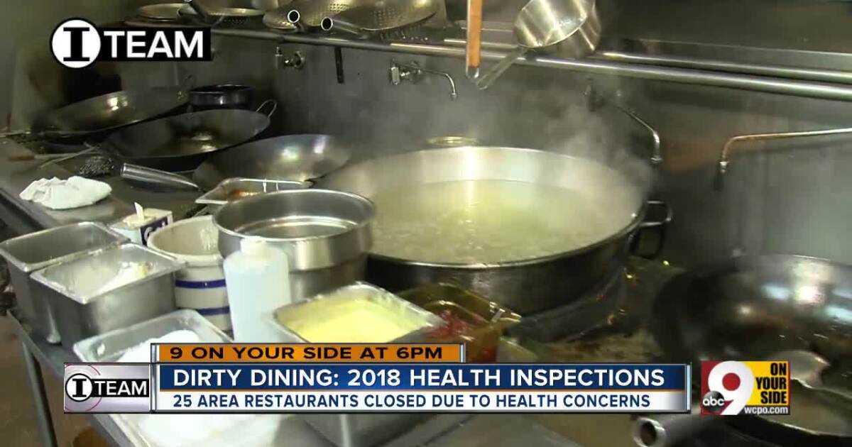 Dirty Dining 2019: Which 25 restaurants closed after violations?