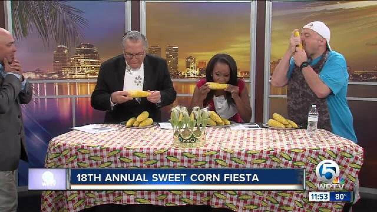 18th annual Sweet Corn Fiesta at Yesteryear Village