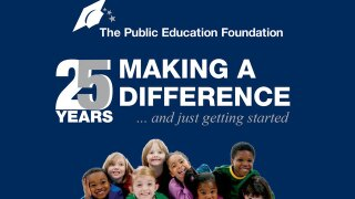 Public Education Foundation in Clark County ranked in top 10 percent