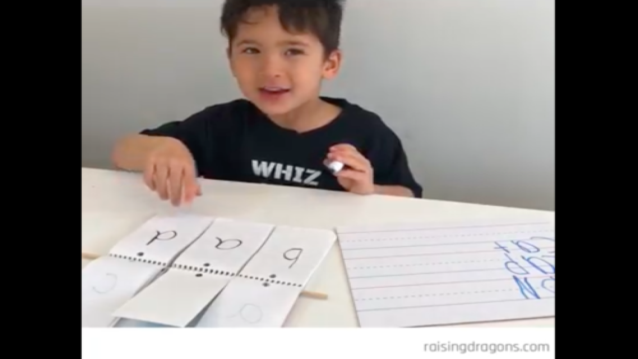 This 'flip And Spell' Notepad Is A Genius Way To Get Your Kids To Practice Spelling