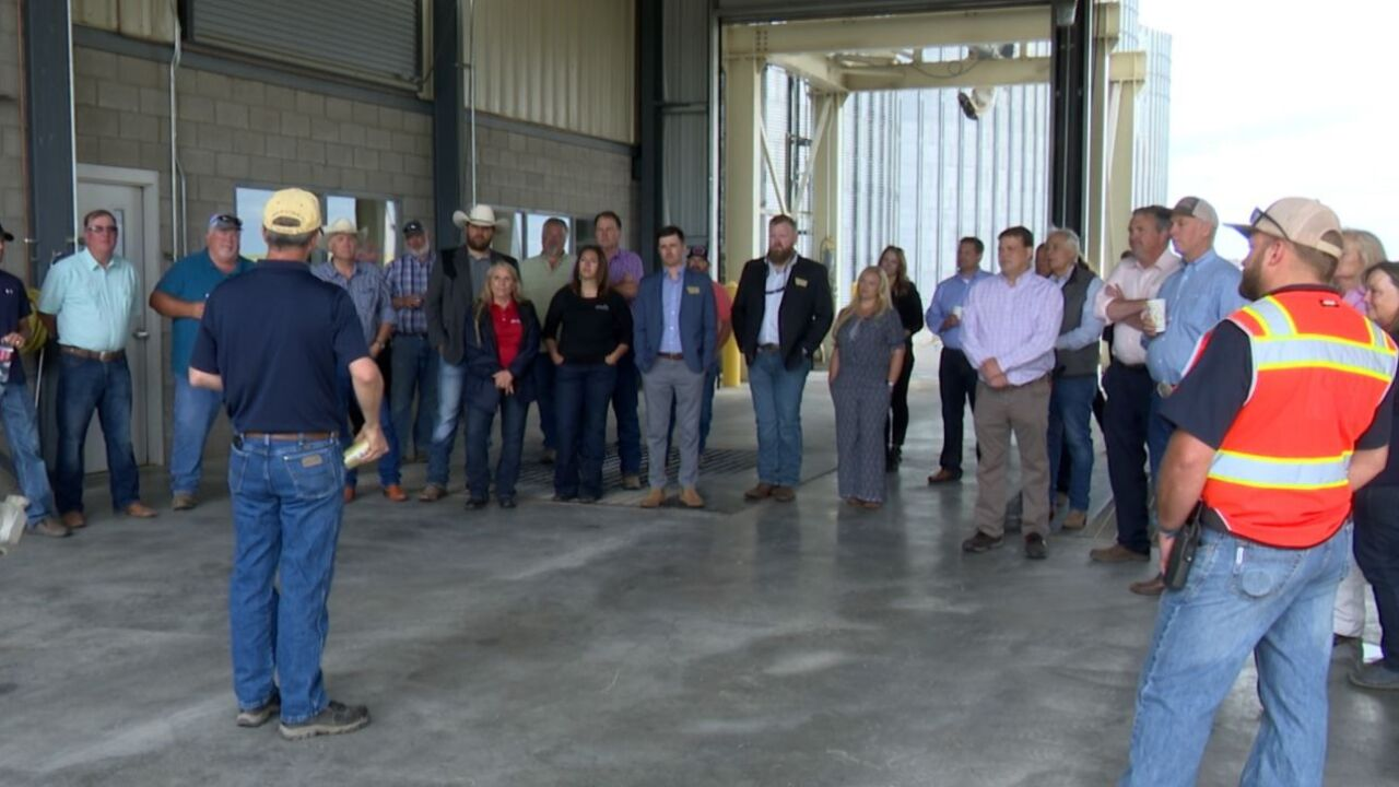 """""""Value-added roadshow"""" highlights Montana ag and businesses"""
