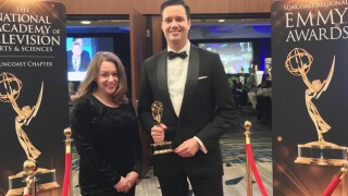 The List wins Regional Emmy