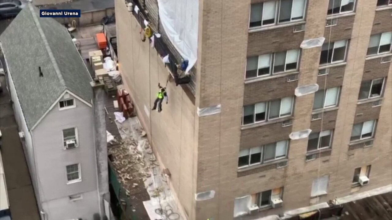BRONX CONSTRUCTION ACCIDENT