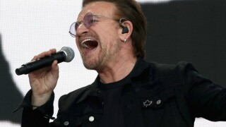 Bono will break U2's pledge against playing golf to raise money for HIV/AIDS charity (RED)