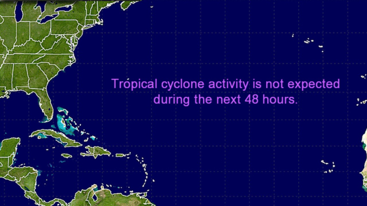 Where are all the hurricanes?
