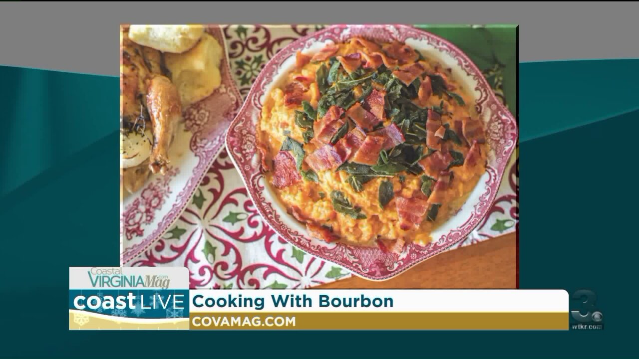 Shaking up your recipes by cooking with bourbon on CoastLive