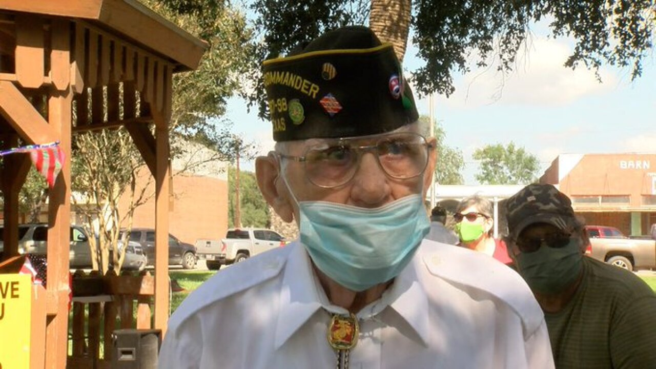 Meet local Vietnam veteran Raul Perez and others