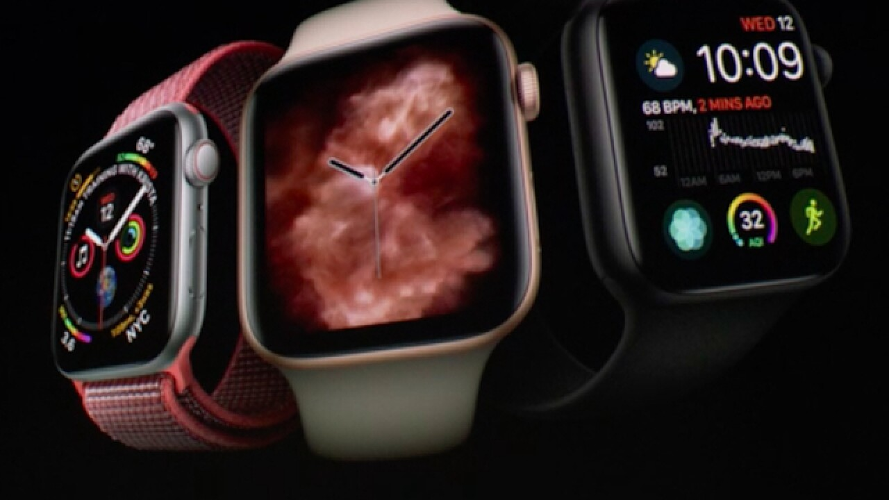 Apple event 2018: 3 new iPhones, new watch that detects heart rhythms