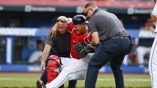 Wilson Ramos injury