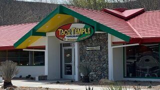 Taco Temple in San Luis Obispo now open