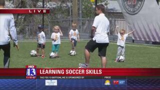 'Kanga Kicks' program helps prepare pre-schoolers forsoccer