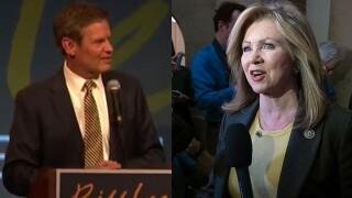 Lee, Blackburn win Tennessee student mock election