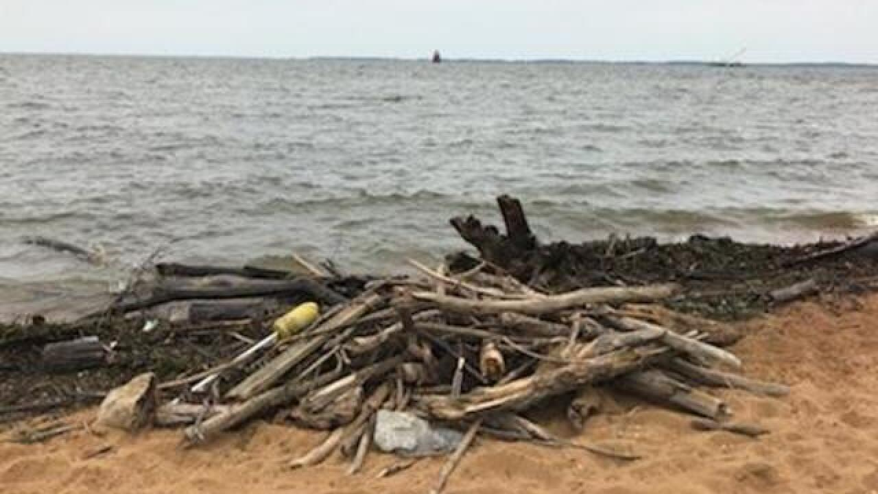 Maryland officials ask Exelon for help with flood debris