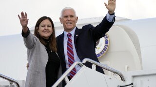 Vice President Mike Pence cancels trip to Indianapolis, will return to D.C. Thursday night