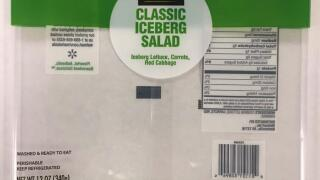 Almost 50 types of bagged salad sold in Michigan recalled over Cyclospora concerns