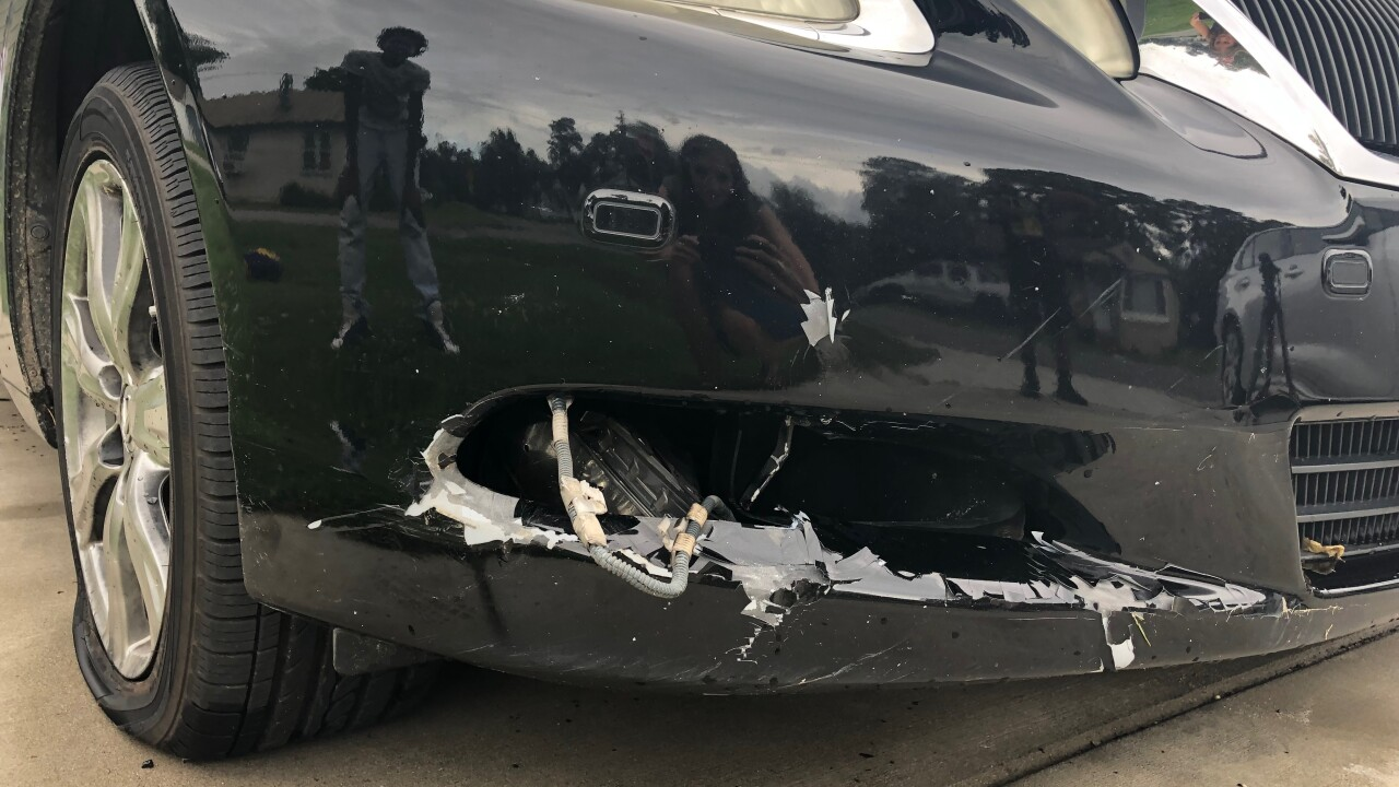 Car stolen from Chesapeake driveway; multiple shots fired atowner