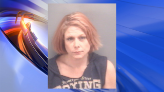 Woman wanted by Virginia Beach Police for stealing from a local Walmart