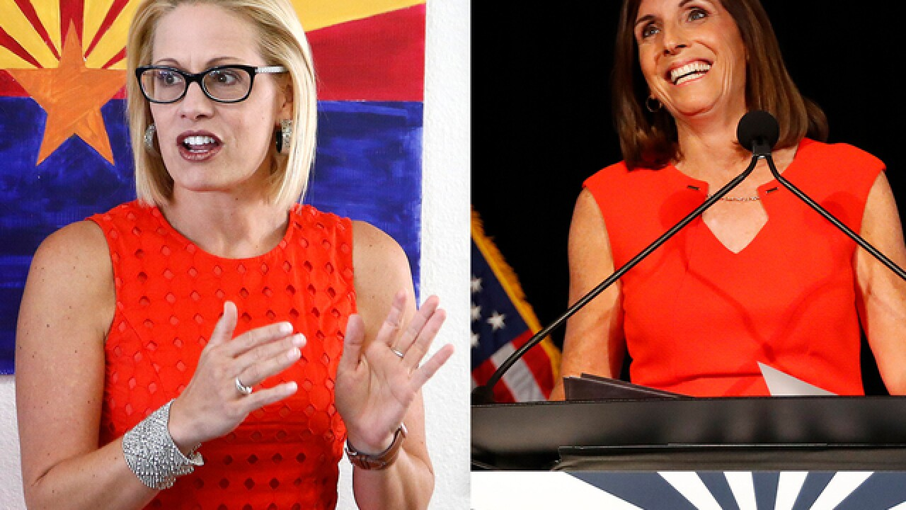 McSally emerges as potential replacement for Kyl in Senate