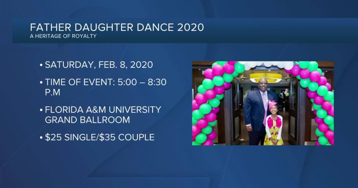 Second CUP: Father Daughter Dance 2020