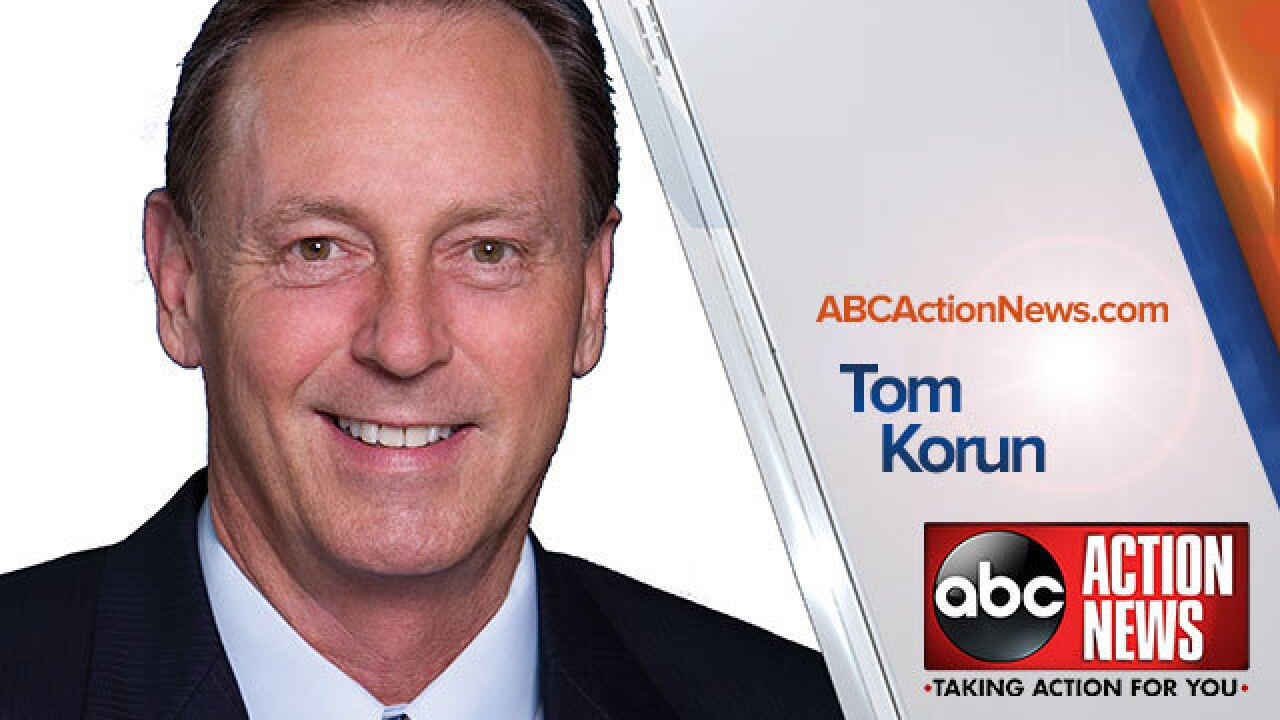 Tom Korun retires from ABC Action News