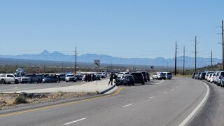 PCSD: Active investigation underway near Ajo, Tucson Estates area
