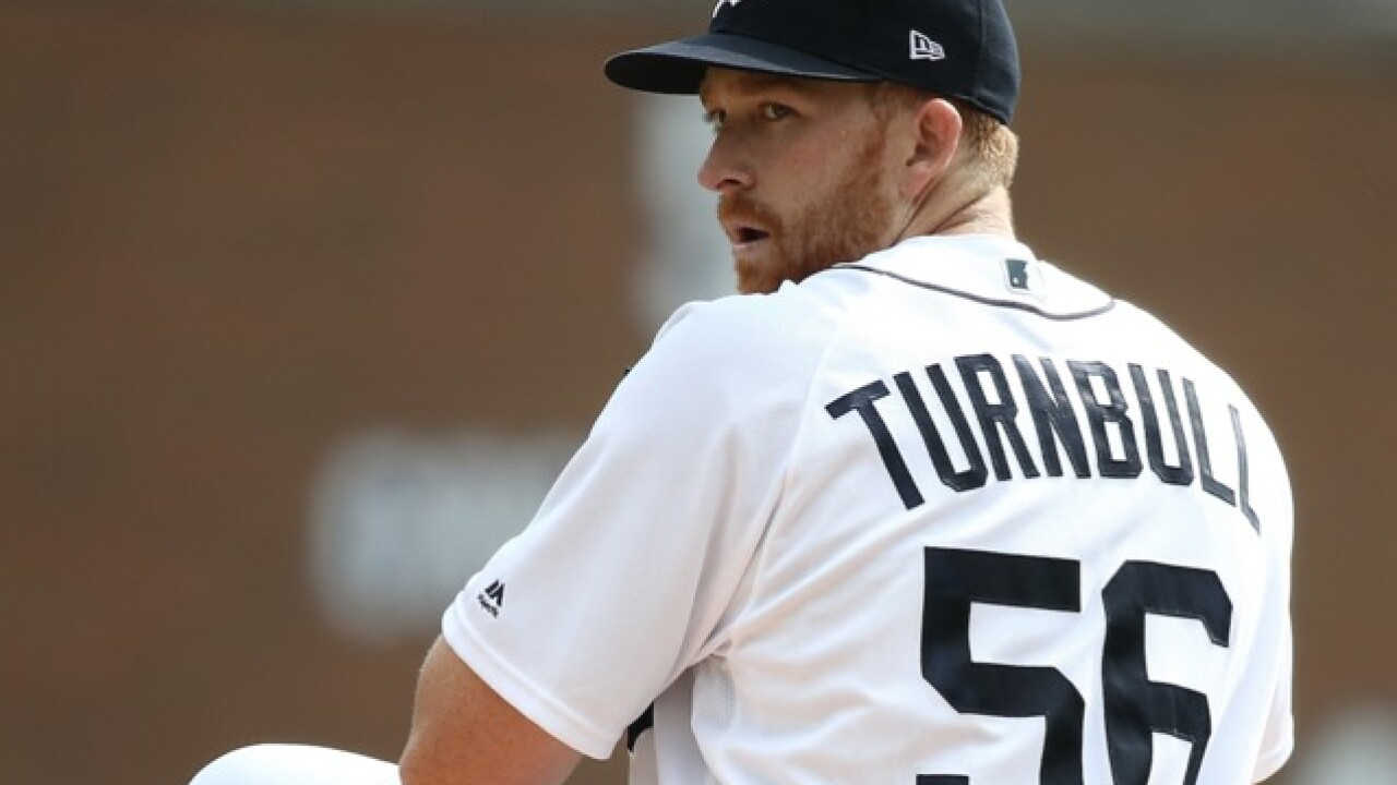 Tigers lose to Twins in Spencer Turnbull's debut