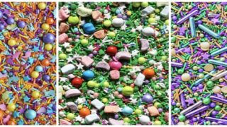 Company Sells All Kinds Of Themed Sprinkles So You Can Decorate Desserts For Any Occasion
