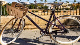 This New Bike Is Made From 300 Recycled Coffee Pods