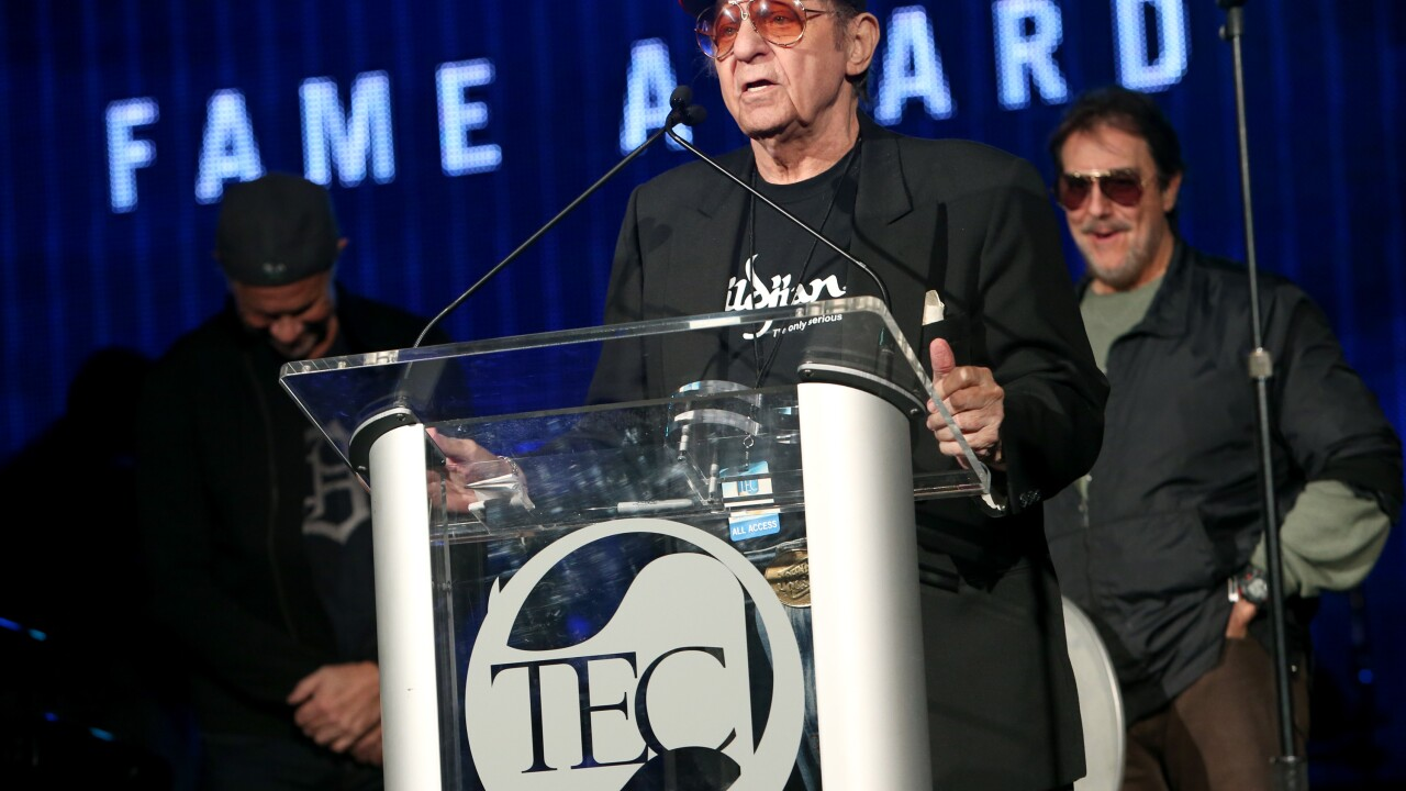 Drummer Hal Blaine, who played on hundreds of rock's greatest songs, is dead at 90