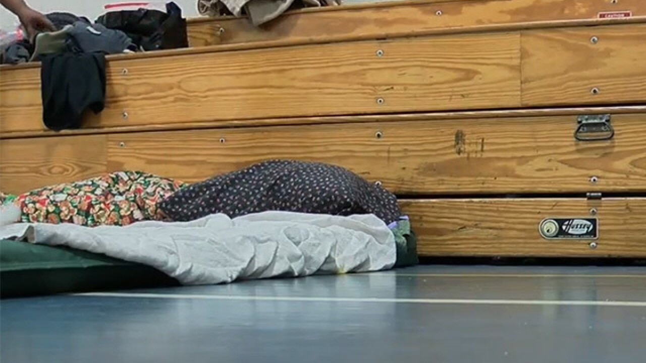 Shelter struggling to house Cleveland families