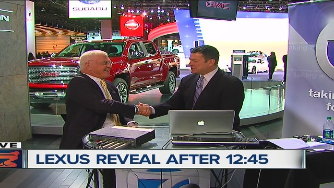Head of VLF Bob Lutz discusses company