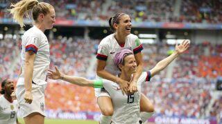 Team USA Women win World Cup final