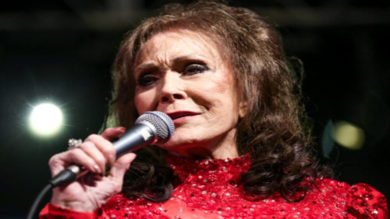 Loretta Lynn Will Drop Her 50th Studio Album In March, And It Will Feature Some Big Names